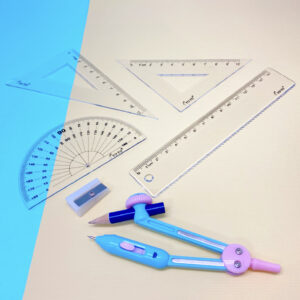 圓規量角器組